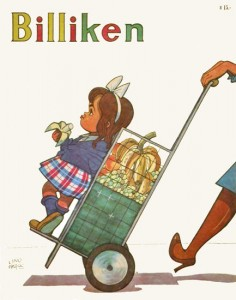 Tapa de 'Billiken', por Lino Palacio (1964)