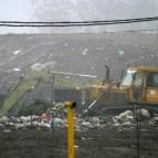 Manejo de residuos en relleno sanitario