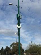 antenas que se pueden visualizar en La Plata